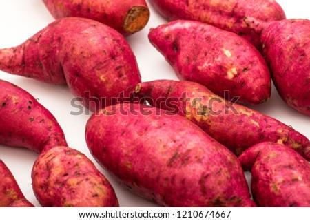 Sweet potato, sweet potato, sweet potato #1210674667