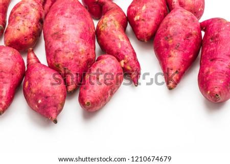 Sweet potato, sweet potato, sweet potato #1210674679
