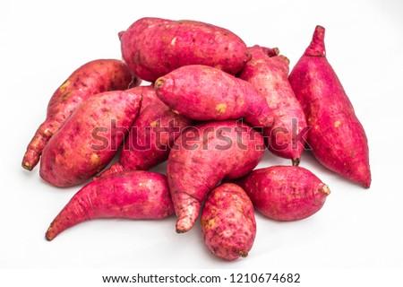 Sweet potato, sweet potato, sweet potato #1210674682