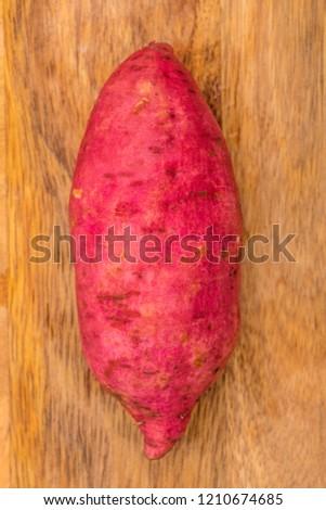 Sweet potato, sweet potato, sweet potato #1210674685
