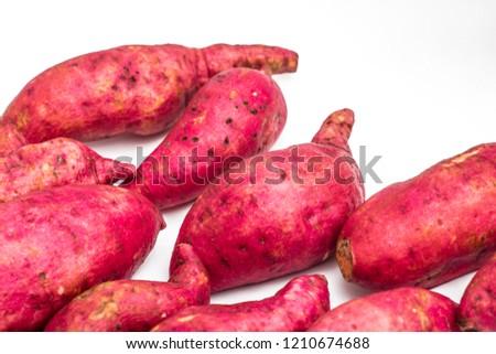 Sweet potato, sweet potato, sweet potato #1210674688