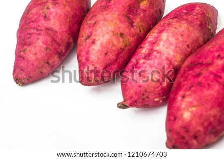 Sweet potato, sweet potato, sweet potato #1210674703