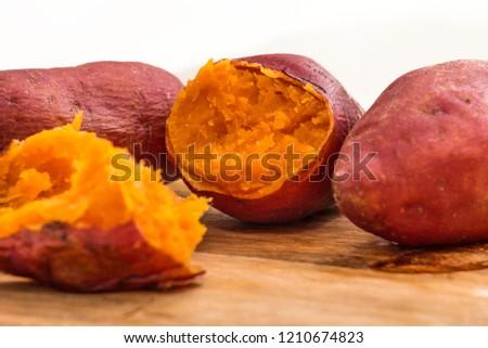 Sweet potato, sweet potato, sweet potato #1210674823