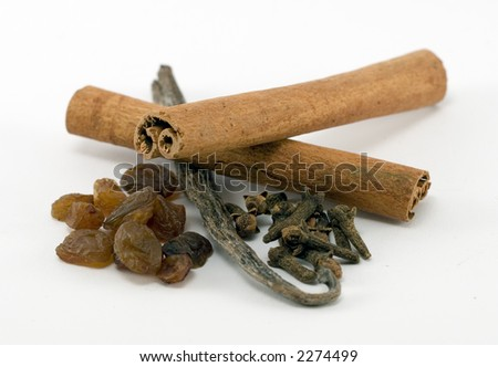 Sweet Spices Stock Photo 2274499 : Shutterstock