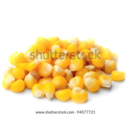 Sweet whole kernel corn