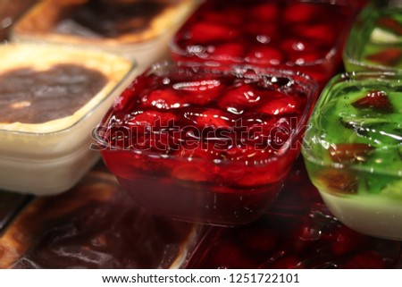 Sweets, delicacies, Turkish delicacies close-up. concept: sweet life, travel.