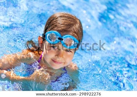 Swim, lesson, sports.