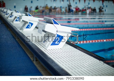 Swimming pool competitions #791338090