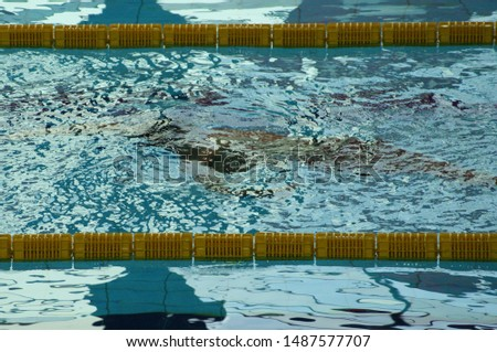 Swimming - swimming meet imagens and open water - triathlon #1487577707