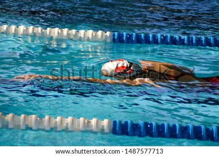 Swimming - swimming meet imagens and open water - triathlon #1487577713