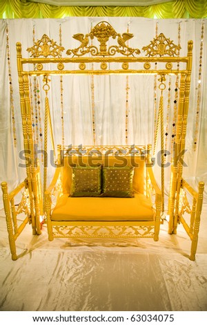 swing chair used 1