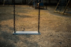 Swing (seat), a (usually outdoors located) hanging seat suspended from a bar that swings back and forth Russian swing, a swing-like circus apparatus ,In playground