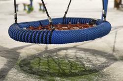 swing trampoline