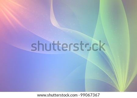 Swirl Abstract Background. You can use it for print or web - stock photo
