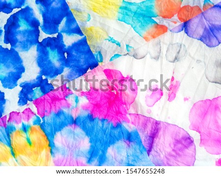 Swirl on painting background. Colorful image. Tie dye. Dirty art. Creative style. Hot patchwork. Old paper texture. Abstract dynamic background. Dynamic artistic splashes.
