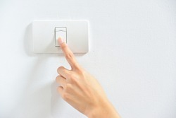Switch off for energy saving copy space