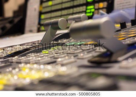 switcher , production