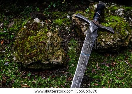 Sword fallen last knight. #365063870