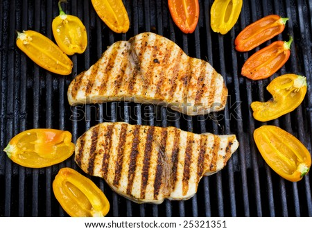 How to cook swordfish steaks