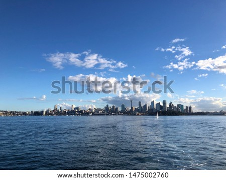Sydney famous destinations on a holiday