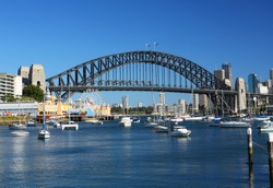 Sydney Harbour in Australia