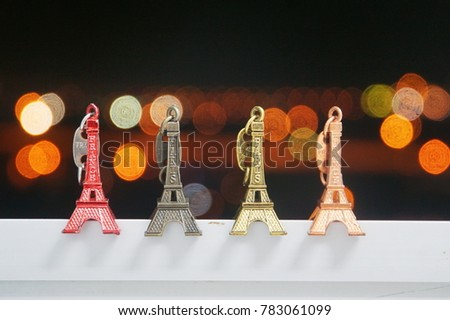 Symbol of Paris #783061099