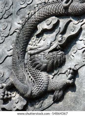 Symbol of Power & Protection, as Chinese believes