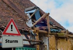 Symbolic Sign Storm german
