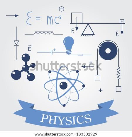 symbols of physics  elements