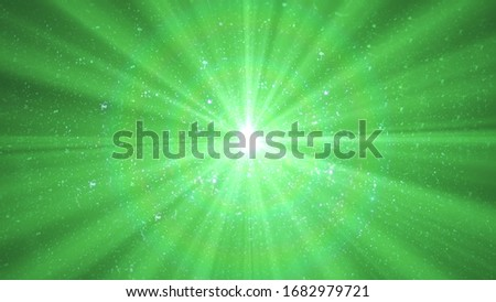 Photo of  symmetrical explosion flash lights optical lens flares transition shiny animation seamless loop art background new quality natural lighting lamp rays effect dynamic colorful bright video footage
