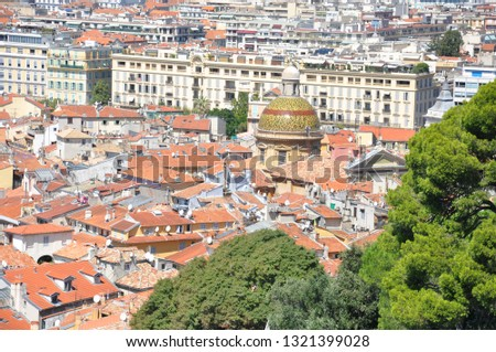 Synagogue de Nice France #1321399028