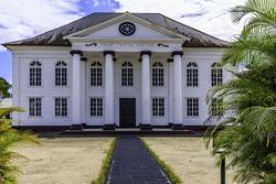 synagogue in Paramaribo