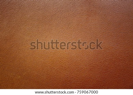synthetic leather brown background texture