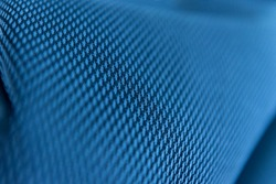 Synthetics fabric texture background. Pattern design. Textile factory.