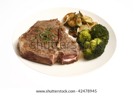 Y bone steak recipes