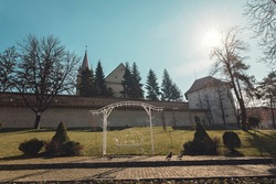 Târgul Mureș is city located in Transylvania region and has medieval air, due buildings. City offers tourist attractions worth visiting where, beautifully buildings from medieval period.