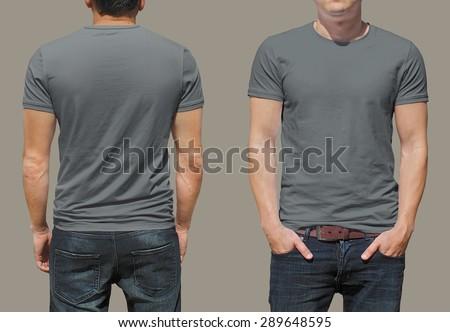 T-shirt template #289648595