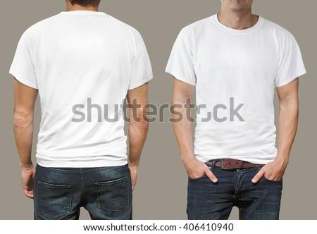 Shutterstock T-shirt template