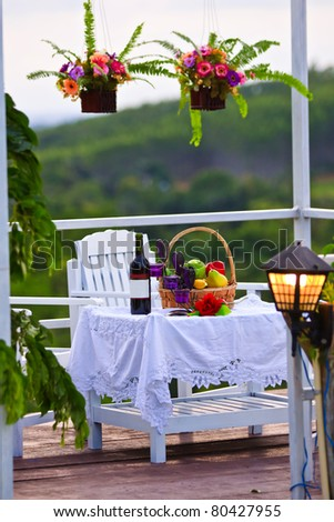 Table and food&Beverage