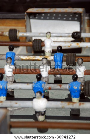 Table Football (Foosball)