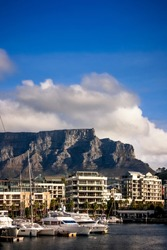 Table Mountain and the Waterfront