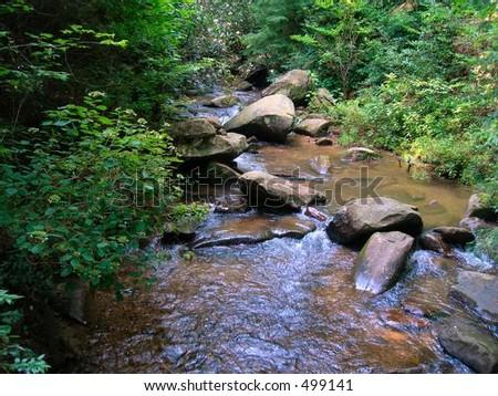Table Rock Mountain Stream