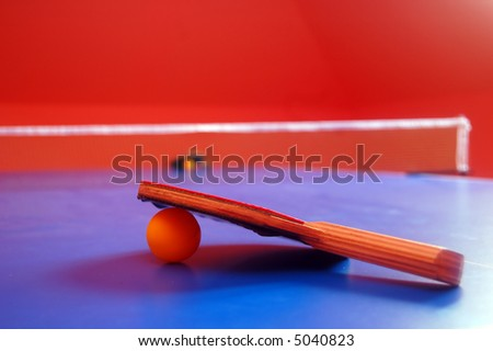 table tennis (ping pong) image