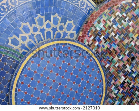 Mosaic Tile Table Tops Table Tops With Mosaic Tile