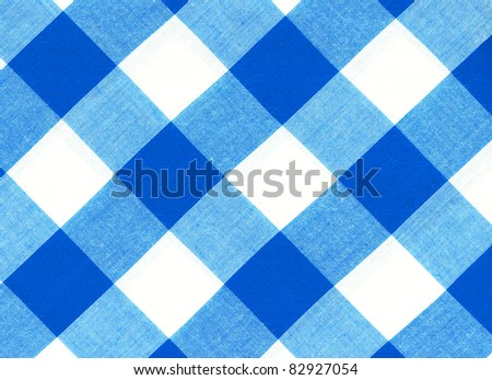 Tablecloth, can be used for background