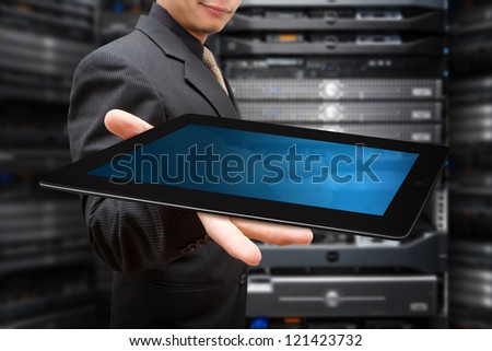 Tablet by programmer