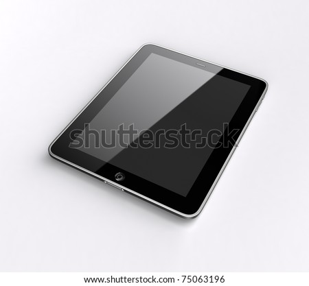 Tablet computer input device