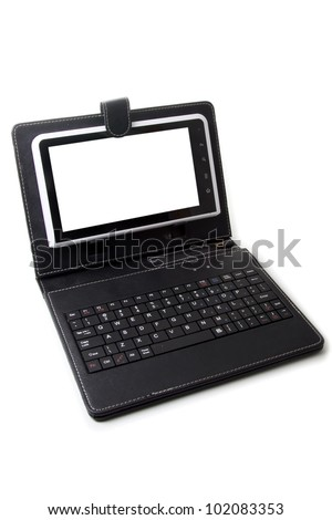 tablet pc with Keyboard and Case