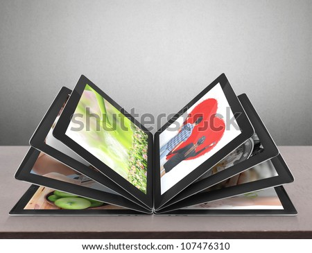 tablet streaming images