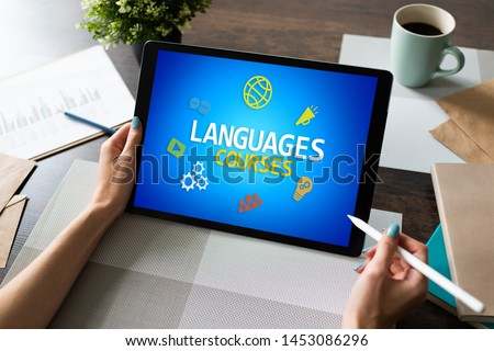 Learn English Online / Internet course school education of english